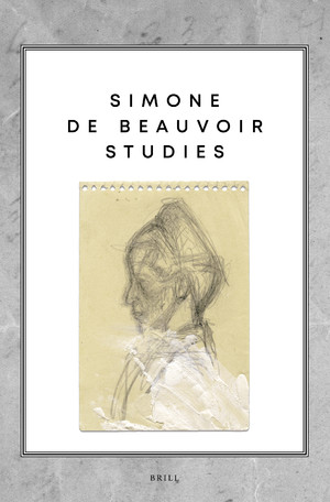 Simone de Beauvoir Studies, n° 30-1