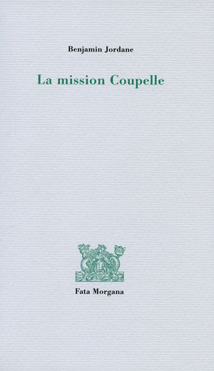 J.-B. Puech, La mission Coupelle