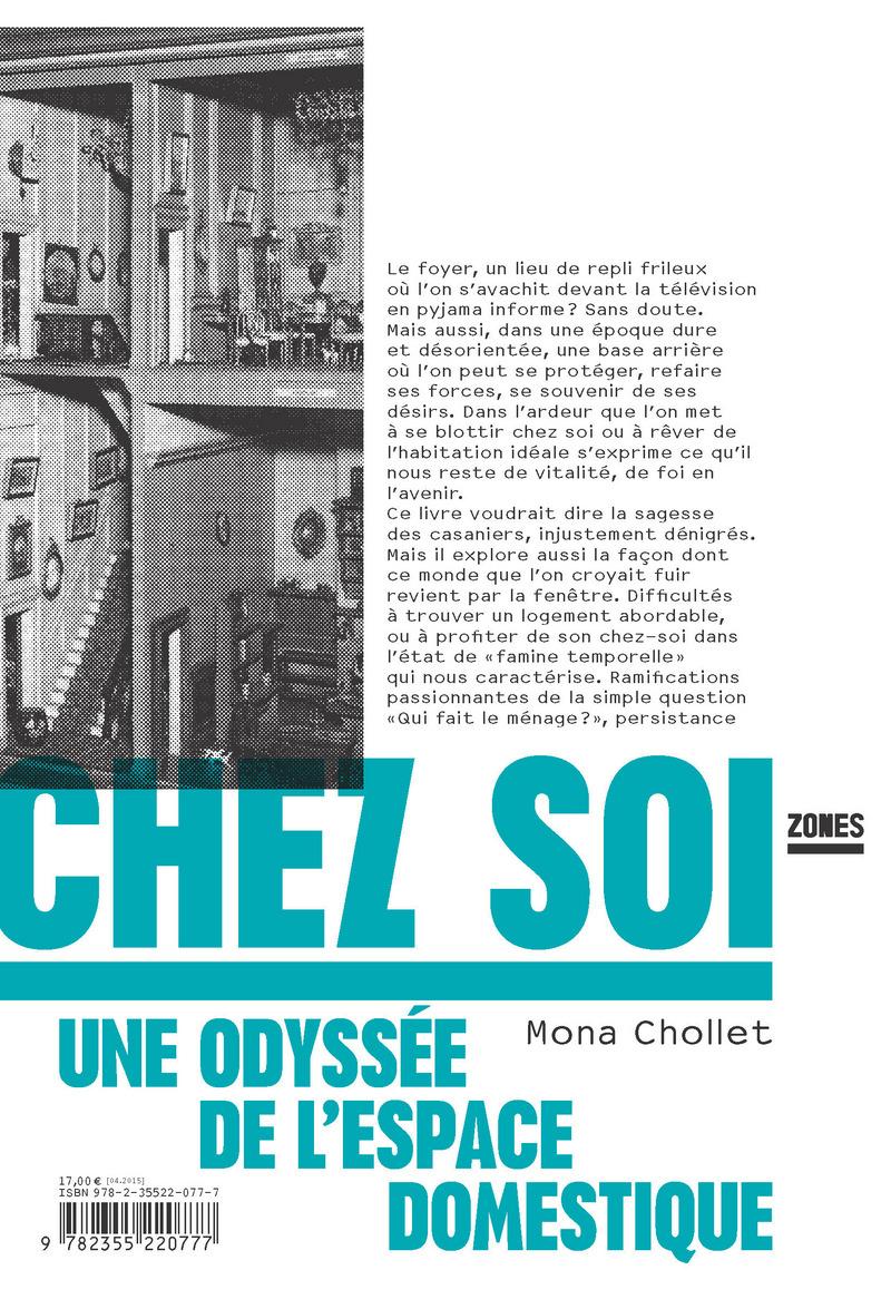 <em>Chez soi</em> de Mona Chollet (2015) en libre accès