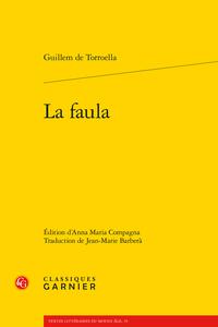 Guillem de Torroella,La faula, A. M. Compagna (ed.), J-M. Barberà (trad.)