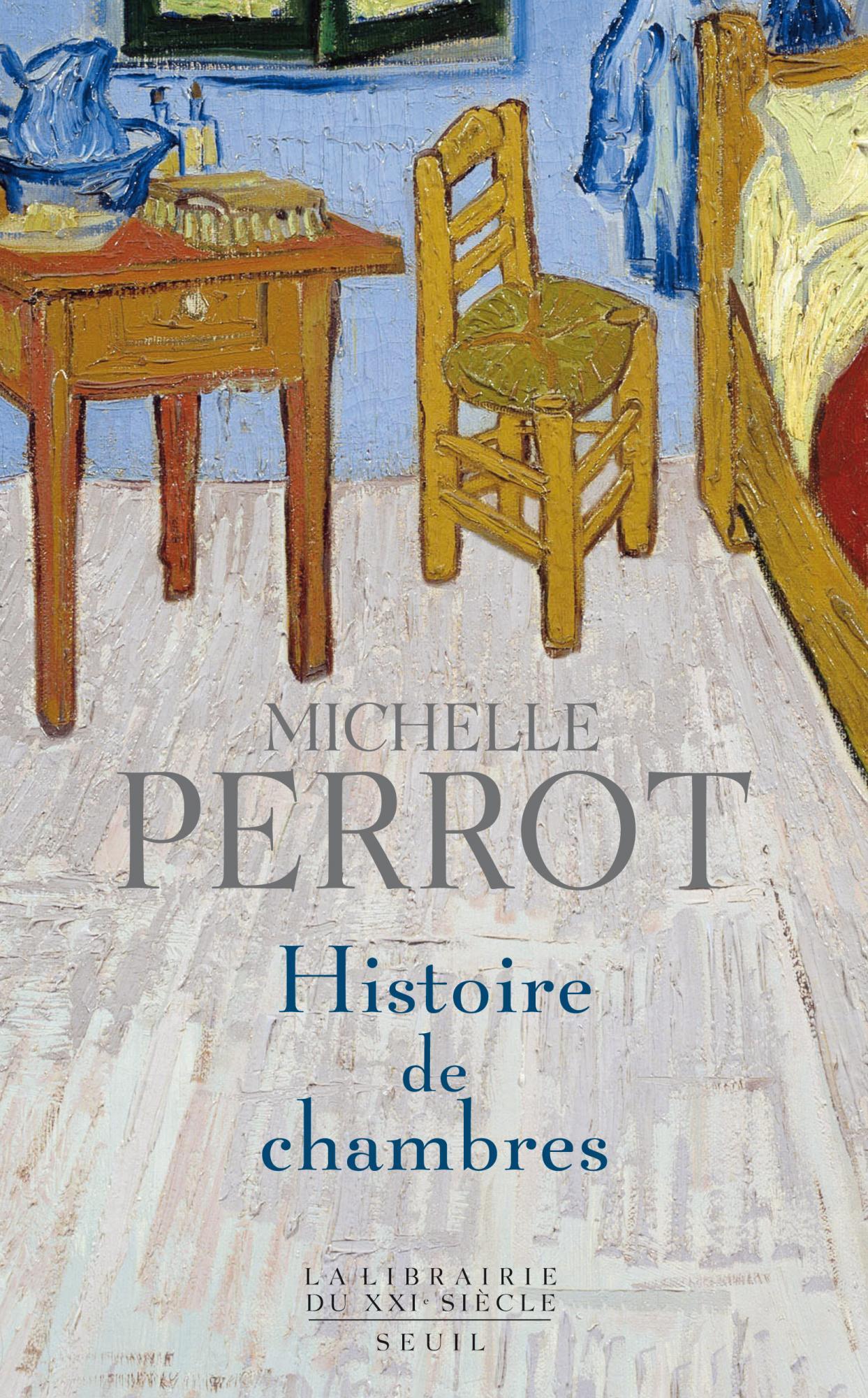<em>Histoire de chambres </em>de Michelle Perrot en libre accès