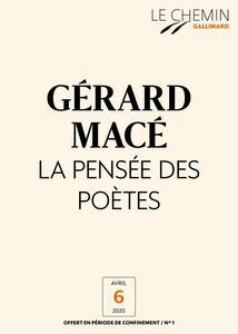 G. Macé, La pensée des poètes