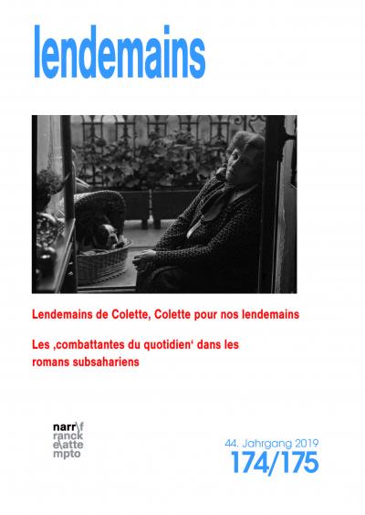 Lendemains, n°174-175: