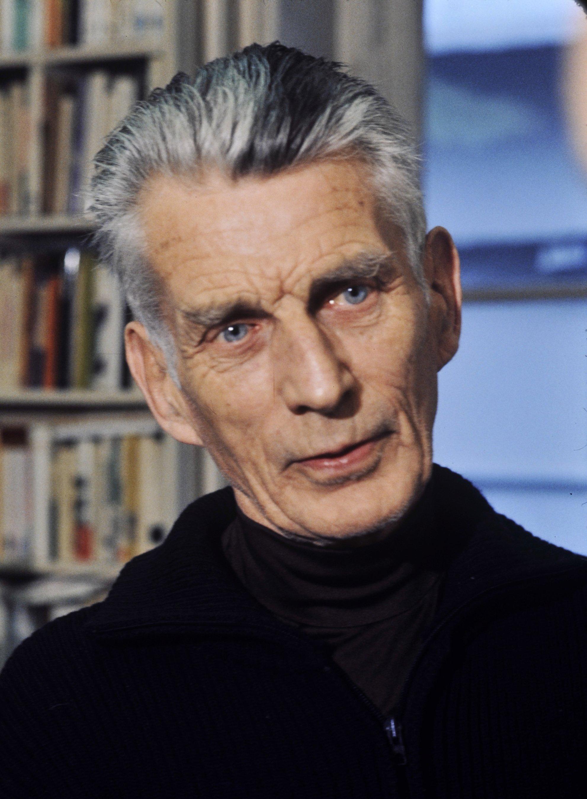 Samuel Beckett et la Guerre d'Algérie. Conf. de J.-M. Gouvard (en ligne)