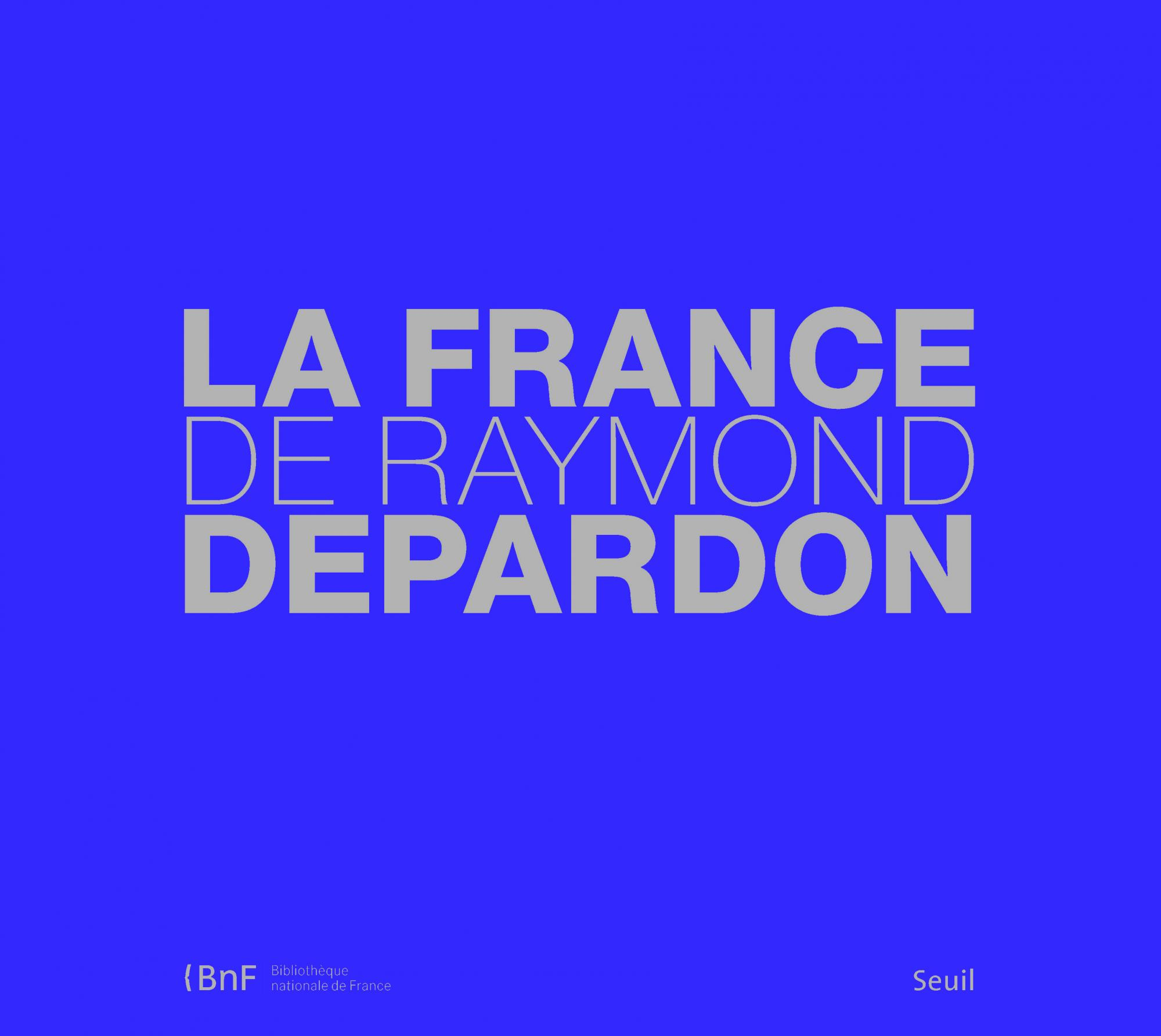 <em>La France de Raymond Depardon </em>en libre accès (Le Seuil du jour)
