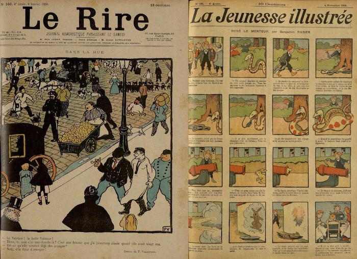 Les collections de la Cité de la Bande Dessinée (Angoulême) en ligne