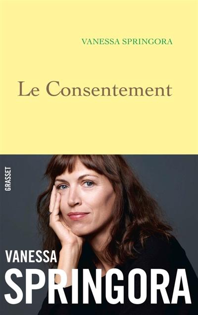 Prix Jean-Jacques Rousseau de l'autobiographie à Vanessa Springora