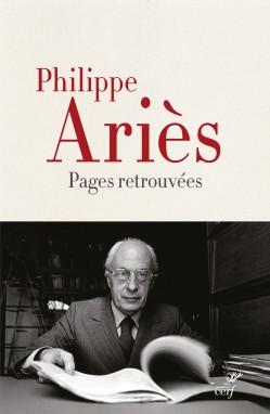 Ph. Ariès, Pages retrouvées