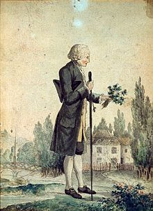 Rousseau enfin chez lui