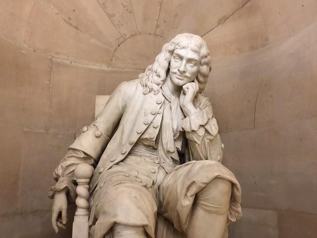 Retours sur Molière (Sorbonne & Comédie française)