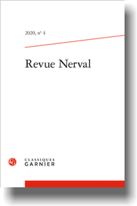 Revue Nerval, n°4, 2020
