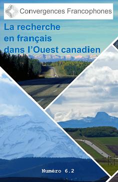 Convergences francophones, n° 6-2 :
