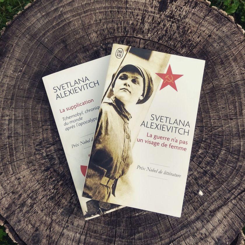 Svetlana Alexievitch, au-delà de la littérature