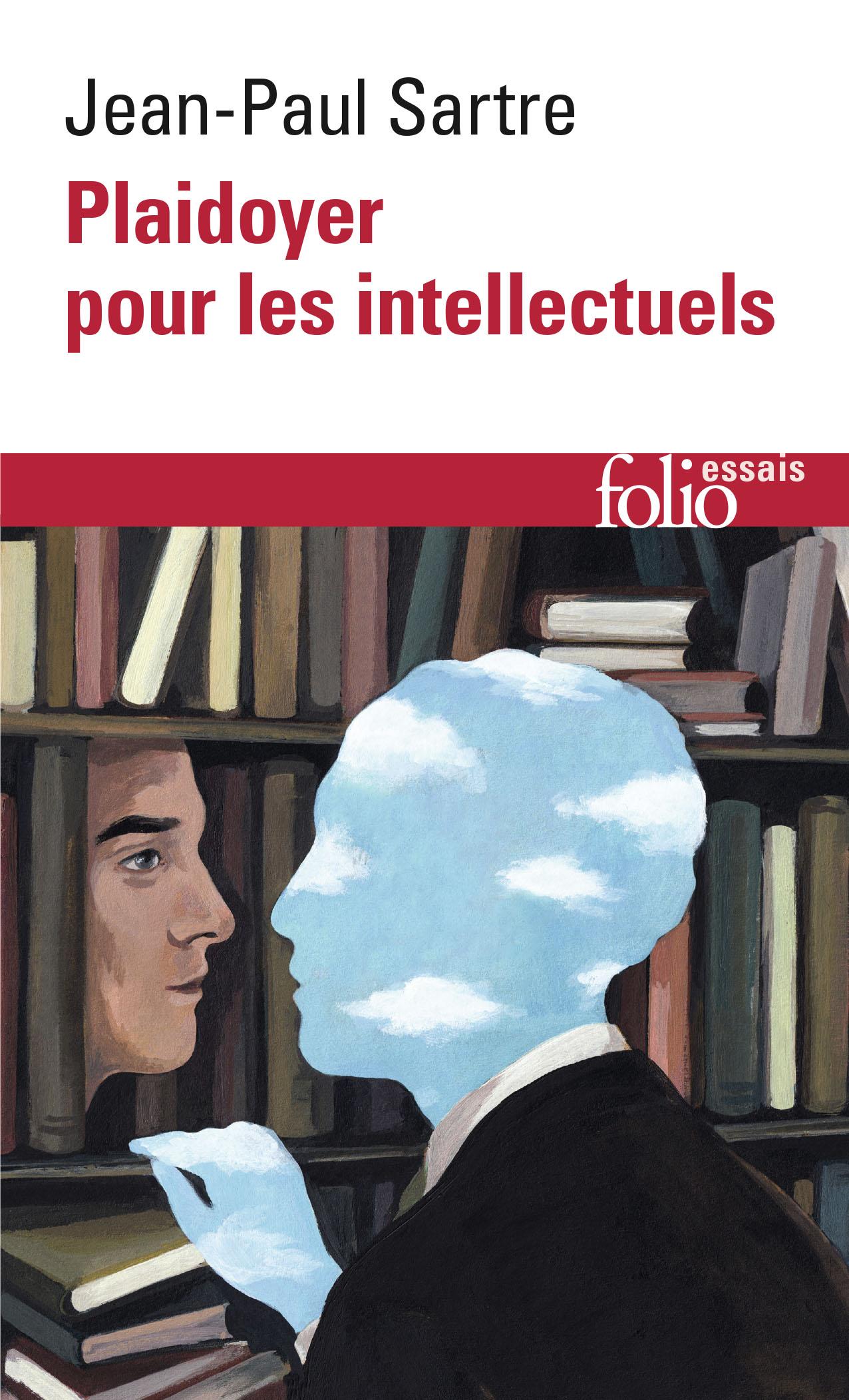 J.-P. Sartre, Plaidoyer pour les intellectuels