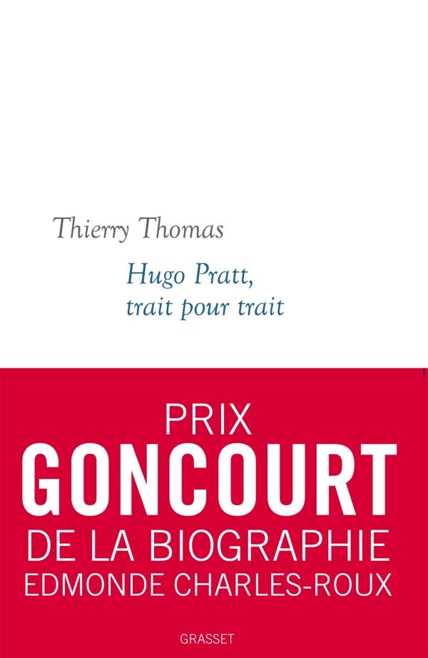 Th. Thomas,Hugo Pratt trait pour trait