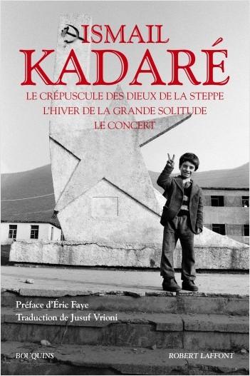 I. Kaadaré,LeCrépuscule des dieux de la steppe,L'Hiver de la grande solitude, Le Concert