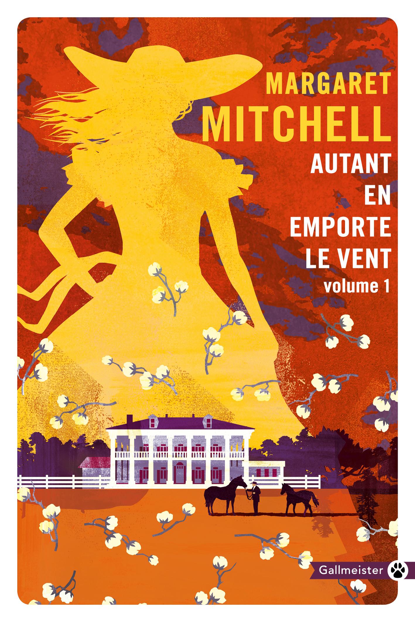 M. Mitchell, Autant en emporte le vent (nouvelle trad. J. Chicheportiche)