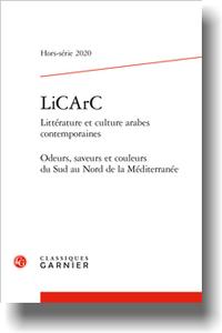 LiCArC Littérature et culture arabes contemporaines, 2020, Hors-série n° 2,