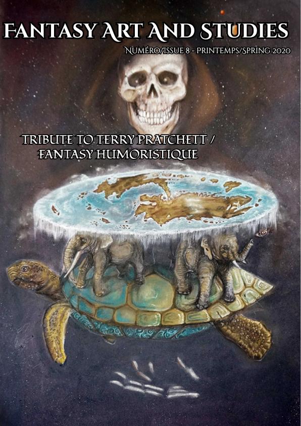 Fantasy Art and Studies, n° 8 :