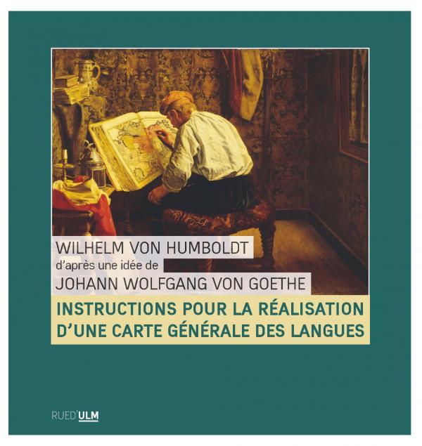 W. von Humboldt, Instructions pour la réalisation d'une carte générale des langues