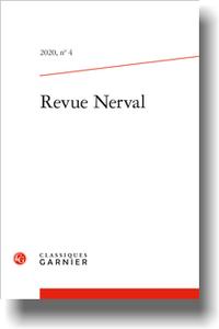 Revue Nerval, n° 4, 2020, varia