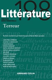 La littérature et l'effroi