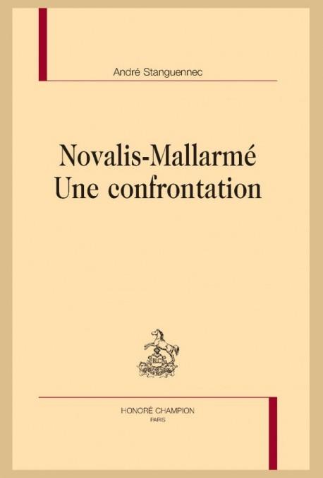 A. Stanguennec, Novalis-Mallarmé. Une confrontation