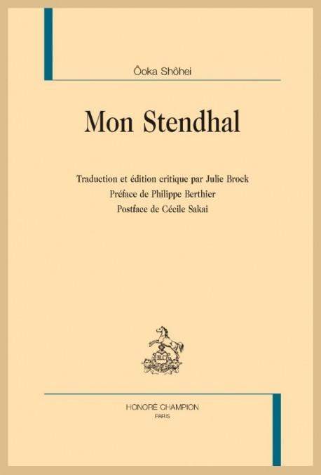 O. Shôhei, Mon Stendhal