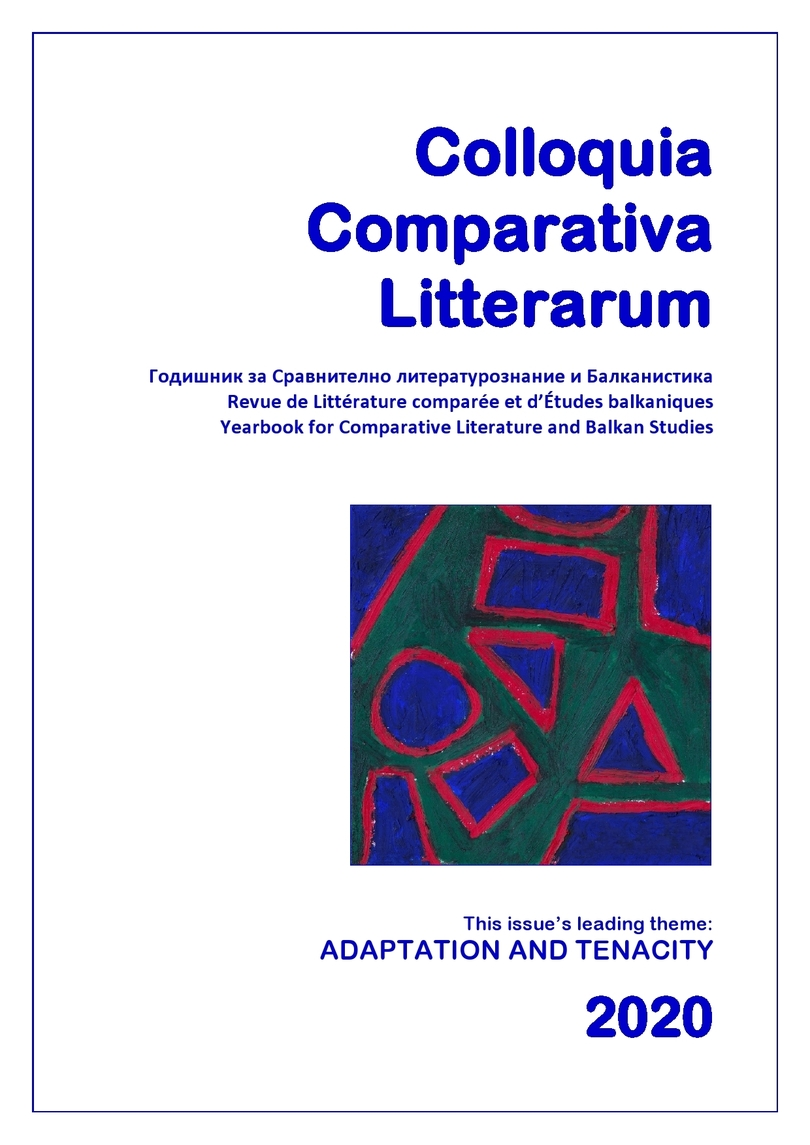 <em>Colloquia Comparativa Litterarum</em>, vol. 6, 2020