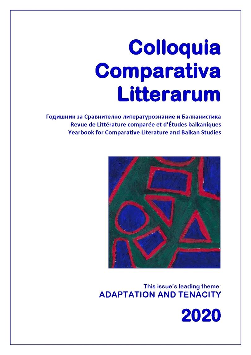 Colloquia Comparativa Litterarum, vol. 6, 2020
