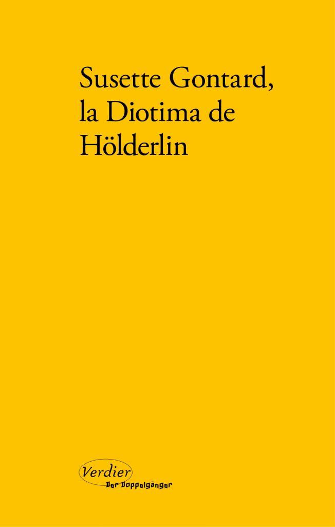 S. Gontard,La Diotima de Hölderlin