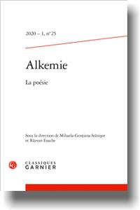 Alkemie, Revue semestrielle de littérature et philosophie, 2020 – 1, n° 25 : La poésie