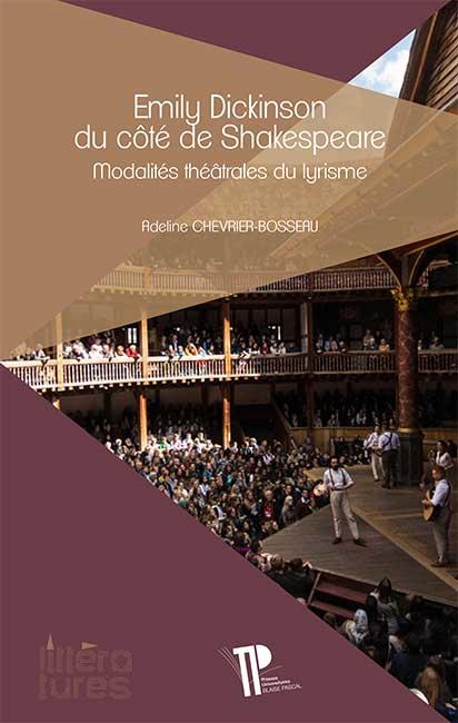 A. Chevrier-Bosseau, Emily Dickinson du côté de Shakespeare