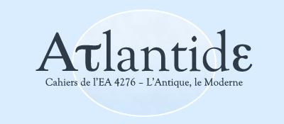 <em>Atlantide</em>, n° 10 :