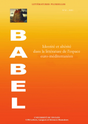 Babel, Littérature plurielles, n°41 :