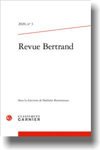 Revue Bertrand 2020, n° 3, varia