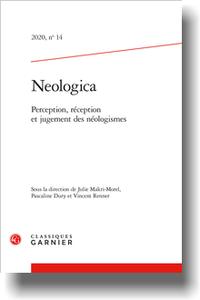 Neologica, n° 14,