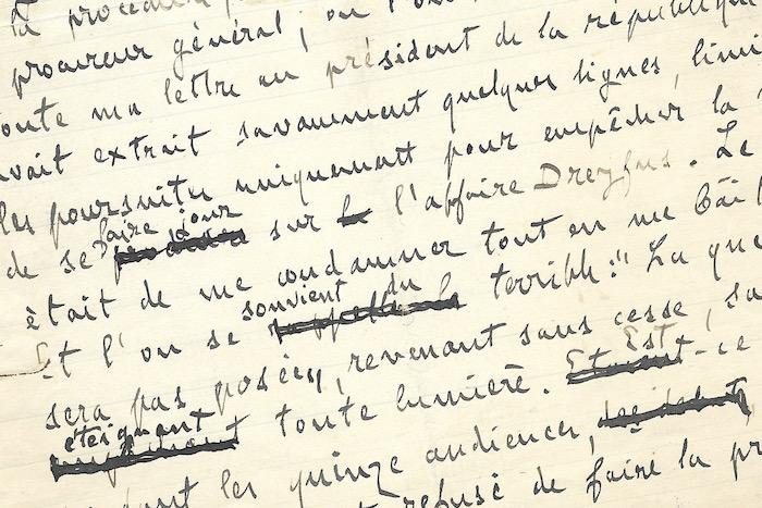 """""""Pour la lumière"""", la suite restée inédite du """"J'accuse"""" d'Émile Zola (actualitte.com)"""