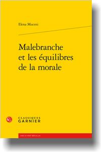 E. Muceni, Malebranche et les équilibres de la morale