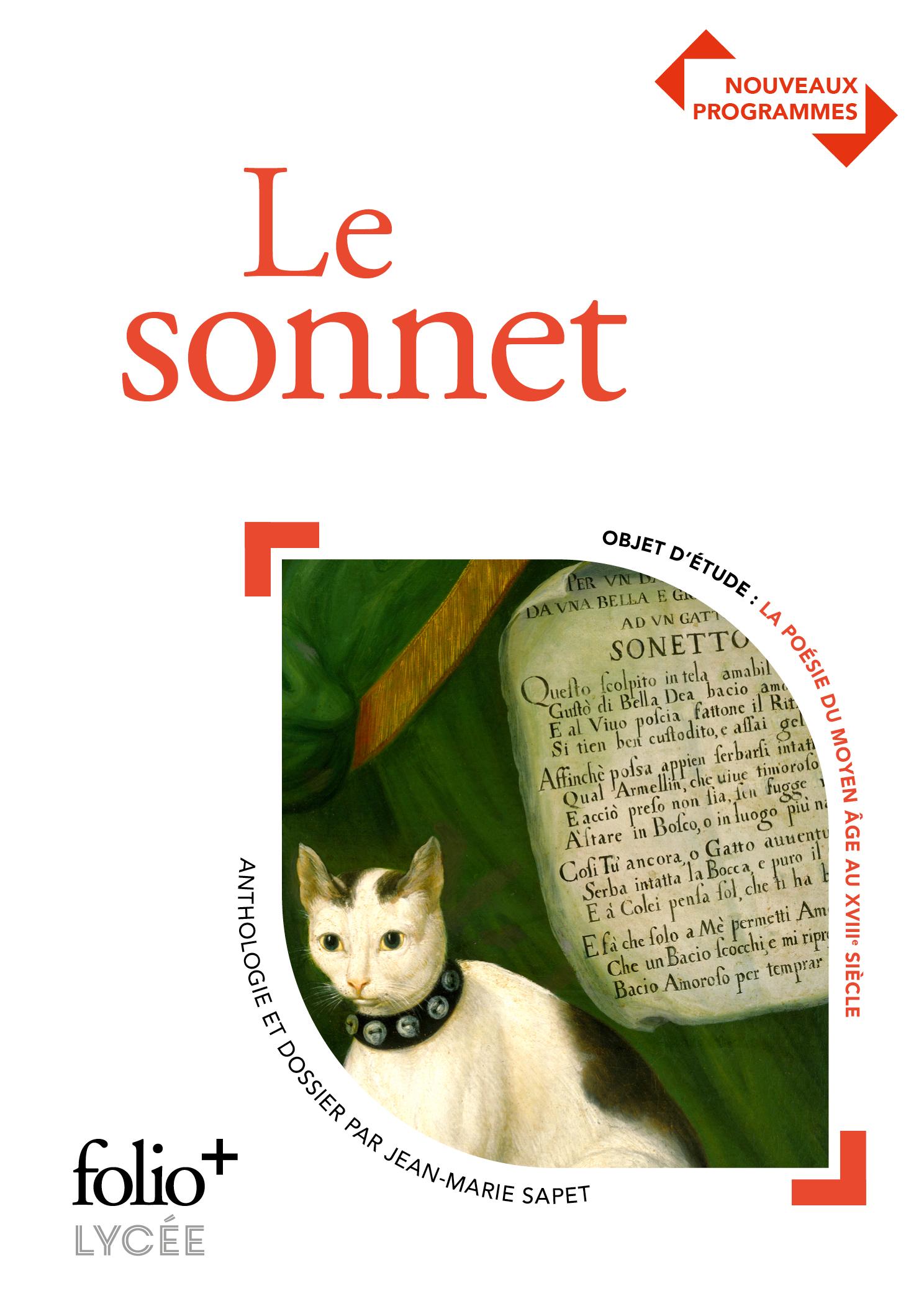 J-M. Sapet, Le sonnet