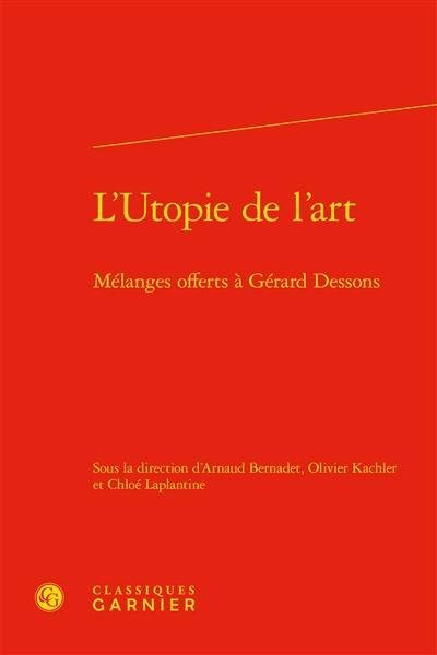 L'utopie de l'art