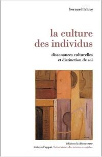 La culture des individus en débat