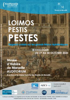 Loimos, pestis, pestes. Regards croisés sur les grands fléaux épidémiques (Marseille & en ligne)