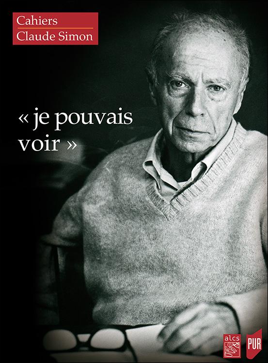 Cahiers Claude Simon, n° 15: