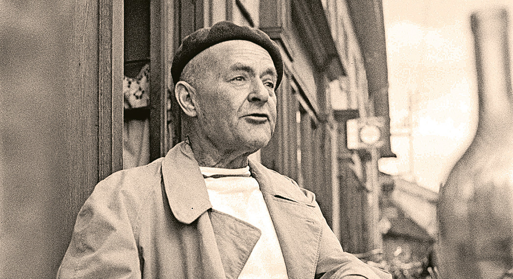 Charles-Albert Cingria, écrivain de plein air