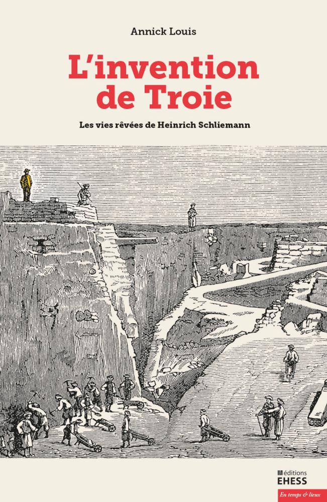 A. Louis, L'invention de Troie