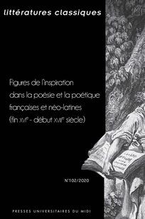 Littérature classique, n° 102 :