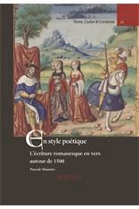 P. Mounier, En style poétique. L'écriture romanesque en vers autour de 1500