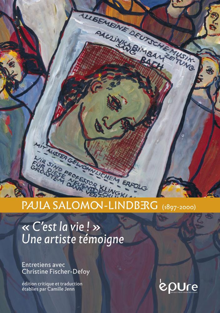 C. Jenn (éd. & trad.), Paula Salomon Lindberg (1897-2000).