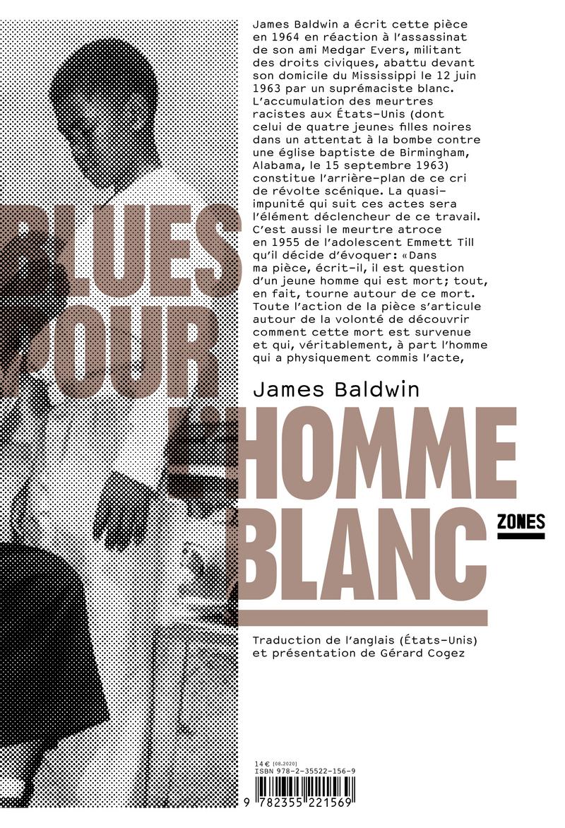 J. Baldwin, Blues pour l'homme blanc (1964, éd. G. Cogez)